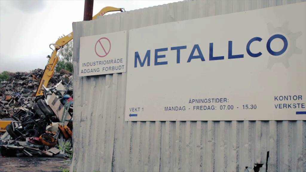 Metallco åpningstider